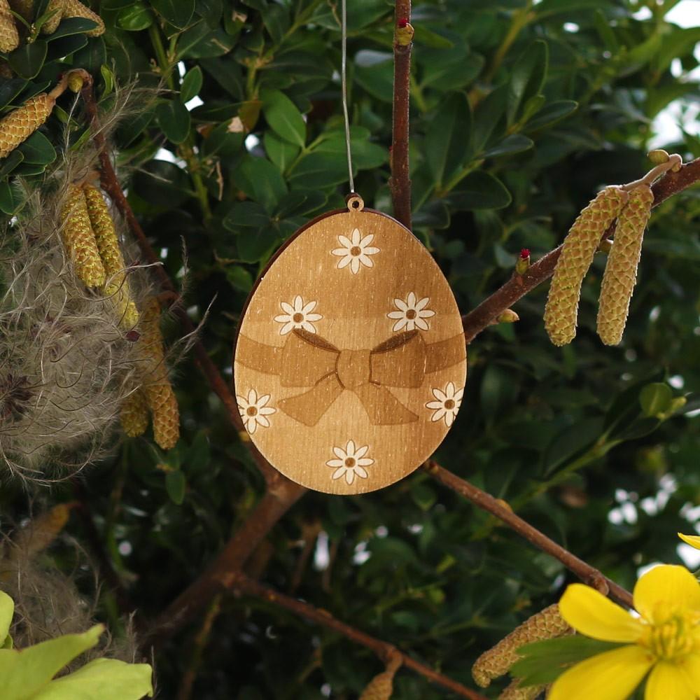 Osterschmuck Ostereier Baum- Und Strauchbehang